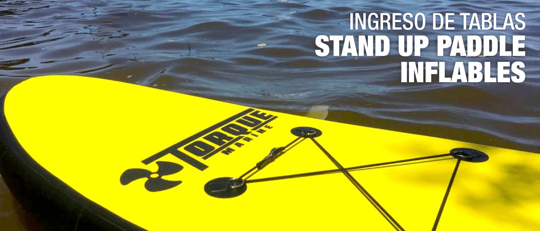 Tablas Stand Up Paddle Torque Marine