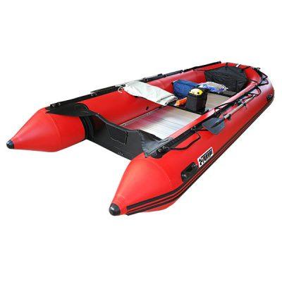 Bote Gomon Piso De Aluminio Desarmable 4.80 M Torque Marine