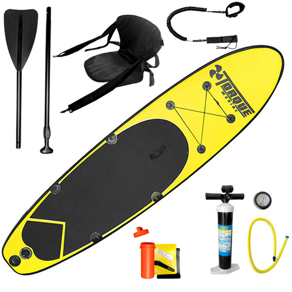 Tabla Stand Up Paddle Sup Inflable Torque Marine Sp380