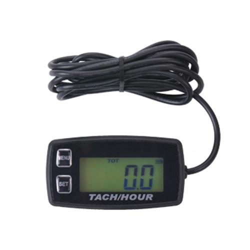 Tacometro Digital Con Memoria Rpm Maxima Y Cuenta Horas