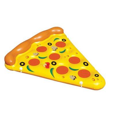 Inflable Colchoneta Pizza Flotante Para Pileta