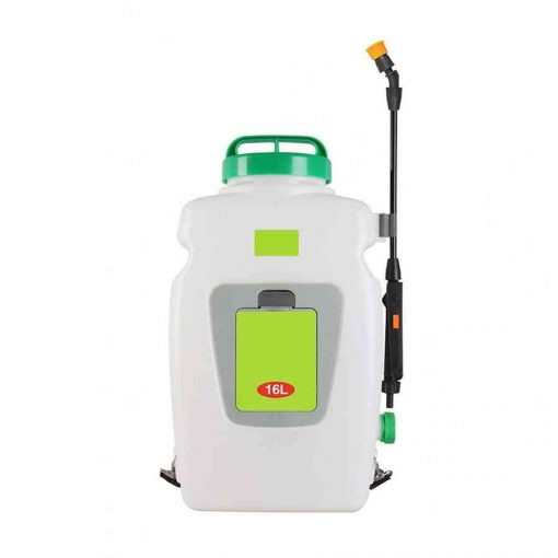 Mochila Pulverizadora Uso Desinfeccion 12v 16 litros