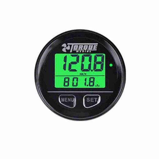 Reloj Multifuncion Velocidad Rpm Gps Lancha Nautica Moto 12v